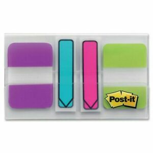 Post it Tabs And Flag Combo 686 vapl otg Lot Of 2 h
