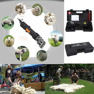 320w Farm Livestock Supplies Sheep Shears Goat Clippers Animal Shave Grooming