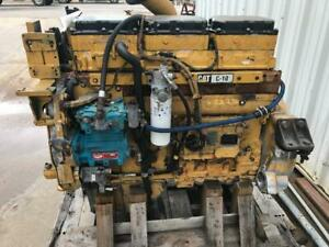 2000 Cat C 10 Diesel Engine For Sale 1 Year Limited Warranty