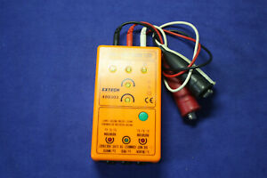 Extech Instruments Motor Rotation And 3 phase Tester