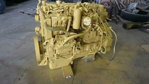 2004 Cat 3126e Diesel Engine For Sale 1 Year Limited Warranty
