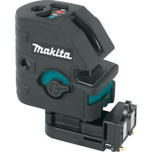 Makita Self leveling Combination Cross line point Laser Sk103pz