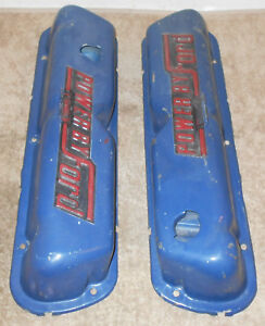 1968 1969 1970 Ford Mustang Torino Cougar Cyclone Orig 289 302 351w Valve Covers