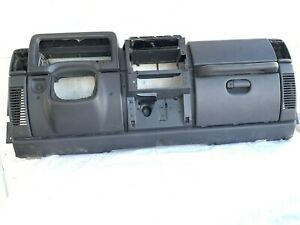 Dark Gray Agate 1997 2000 Jeep Tj Wrangler Factory Dash Assembly Dashboard