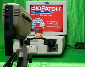 Welch Allyn Video Path Colposcope 88100 Light Source 40500 Storz 19 Monitor