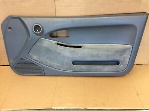 93 95 Civic Ex 2dr Coupe Right Passenger Side Door Panel Lining Gray Used Oem