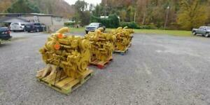 2000 Cat C 12 Diesel Engine For Sale 1 Year Limited Warranty