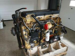 2007 Cat C 13 Diesel Engine For Sale 1 Year Limited Warranty