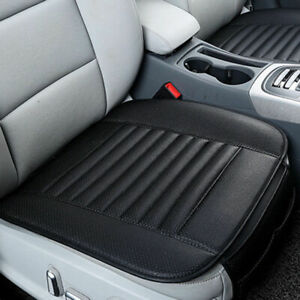 Waterproof Pu Leather Car Seat Cushion Cover Universal Auto Seat Covers Pad Uscc