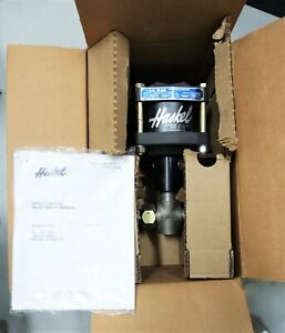 Haskel Dsf 60 53175 16821 Air Driven Fluid Pump 60 1 Ratio Dsf 60 new In Box