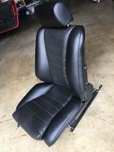 Early Porsche Recaro Sport Seat 1968