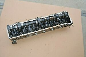 70 71 Datsun 240z Series 1 E31 Cylinder Head With Camshaft