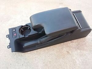 Bmw E46 Center Console Assembly Black 323i 325i 328i 330i 325ci 1999 2005