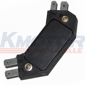 Ignition Module Gm Hei 4 Pin D1906ht Lx301 For Buick Chevy Pontiac Old 1974 1988