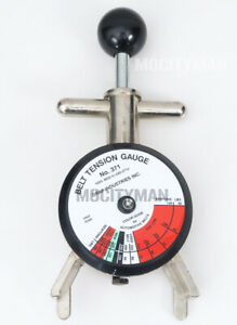 Draf Belt Tension Gauge No 371 Genuine