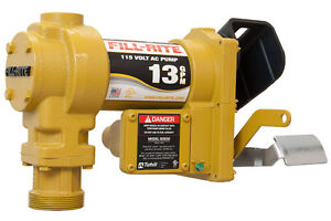 Tuthill Fill Rite Sd602g 115 V Ac Fuel Transfer Pump Diesel gas Approved