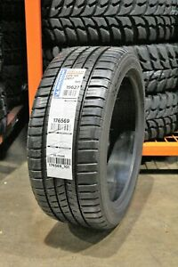 2 New Michelin Pilot Sport A s 3 94y 45k mile Tires 2254517 225 45 17 22545r17