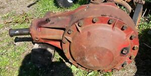 Massey Ferguson Square Baler Pinion Main Drive Model 10