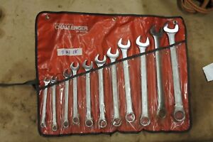Challenger By Proto Sae Combination Wrench Set