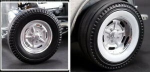 1 18 Hot Rod Wheels And Tires a1805013w