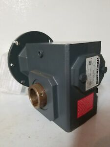 Morse Raider Plus 206q140h5 Right Angle Worm Gear Speed Reducer Xe1171