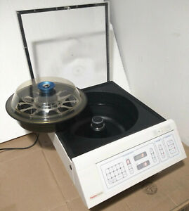 Shandon Cytospin 3 Iii Cyto Centrifuge Cytocentrifuge Rotor Assembly Tested