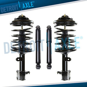 Honda Pilot Acura Mdx Struts Spring Assembly Shock Absorbers All Front Rear