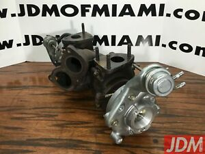 Toyota 2jzgte Turbocharger Aristo Supra Ct20 Turbo 2jz gte Vvti 17208 46021