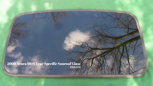 2001 Acura Mdx Oem Year Specific Sunroof Glass No Accident Free Shipping