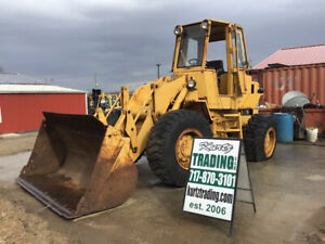 1972 Caterpillar 930 Wheel Loader W Cab Clean Older Loader Coming Soon