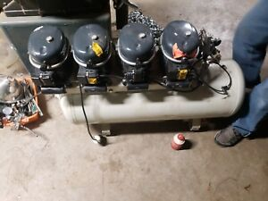 Silentaire Sil air 150 50 Air Compressor Insanely Quiet Unit