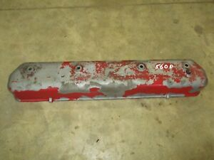 International Farmall 560 Diesel Valve Cover 278307r1 Antiquetractor
