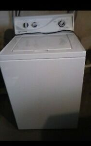 Speed Queen Commercial Electric Washer No Coin Box 2014 Used For Only 3 Years