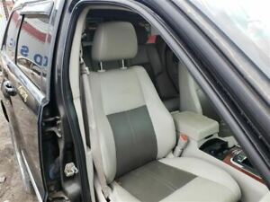 Passenger Front Seat Bucket Leather Electric Fits 05 10 Grand Cherokee 370013