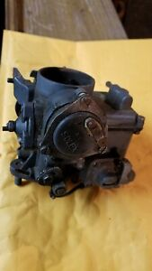 Bocar Solex 34 Pict 3 Carburetor Made In Mexico