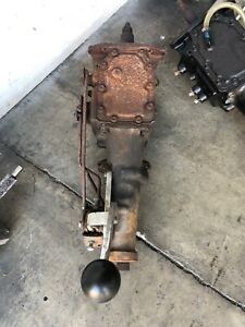 Boss 429 Transmission Rug Ae2 Mustang 4 Speed