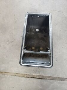 1967 1972 Chevy Blazer Center Console K5 Chevrolet