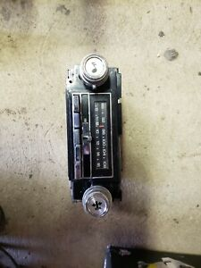 1978 Chevy Truck Ac Delco Am Fm Radio Gm2700 m