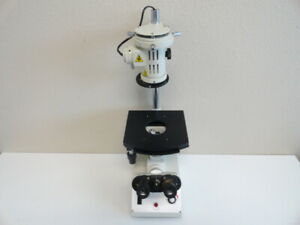 Inverted Tissue Culture Microscope With Eyepieces And Objectives