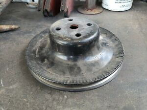 1969 1975 Chevy Impala Chevelle Nova Water Pump Pulley 3932402