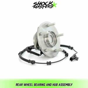 Rear Wheel Bearing And Hub Assembly For 2008 2011 Chrysler Town