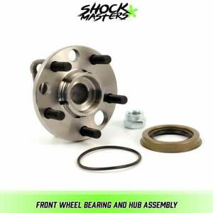 Front Wheel Bearing Hub Assembly For 1984 2005 Chevrolet Cavalier Fwd