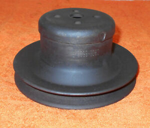 1970 1971 1972 Ford Mustang Mach 1 Mercury Cougar 302 351 A c Water Pump Pulley