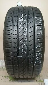 1 Tire 295 40 21 Continental Crosscontact Uhp 80 85 Tread