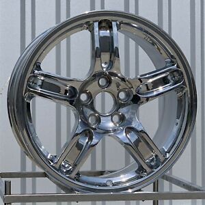 Lexus Gs Oem Wheels Chrome Plated New Old Stock 1998 2012