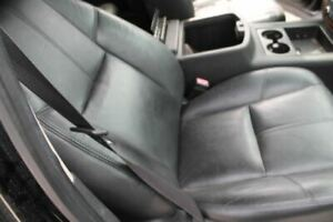 2012 2013 Chevy Avalanche Right Front Passenger Bucket Seat Black Leather A95