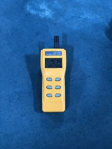Az 7755 Handheld Indoor Air Quality Meter Co2 Tester Temp