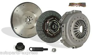 Solid Flywheel Conversion Clutch Kit Bahnhof Fits 88 94 Ford F Sd F250 F350 7 3l