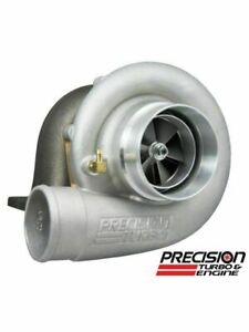 Precision Turbo Ls Series Pt 7675 Turbocharger T4 96 A R Hp Cast Jb W Th96hps
