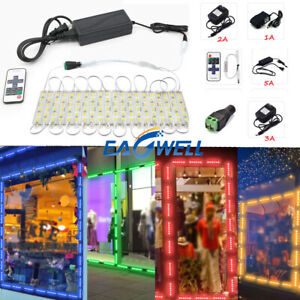 Us 10ft 160ft 5054 Smd 6 Led Module Lights Fairy Strip Lamp With Remote Power